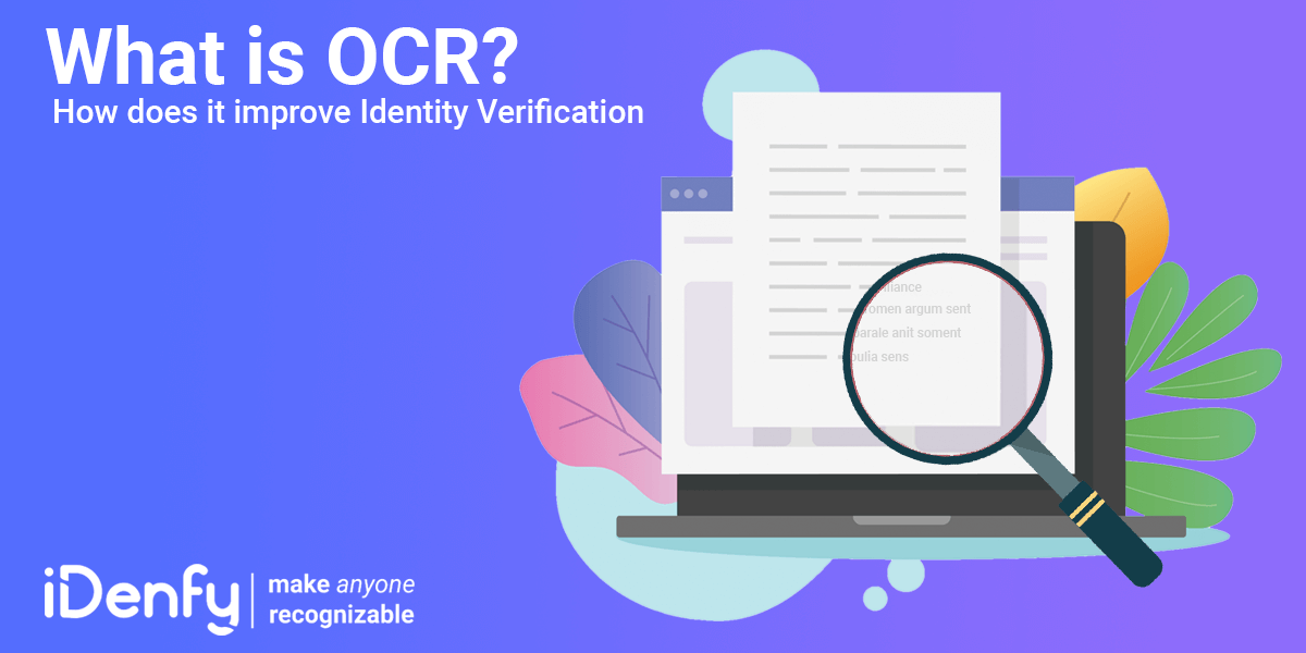 What is Optical Character Recognition?